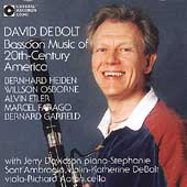David Debolt - Bassoon Music of 20th-Century America