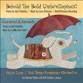 Behold the Bold Umbrellaphant / Jon Kimura Parker, Orli Shaham, pianos