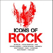 Various Artists: Icons of Rock