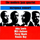 The Modern Jazz Quartet: European Concert, Vol. 1