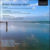 British Recorder Music / Ross Winters