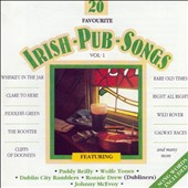 Various Artists: 20 Favourite Irish Pub Songs, Vol. 1