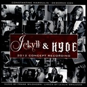Various Artists: Jekyll & Hyde: 2012 Concept Recording
