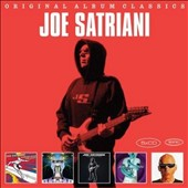 Joe Satriani: Original Album Classics [Box]