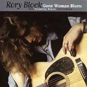Rory Block: Gone Woman Blues