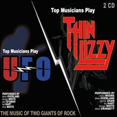 Various Artists: Top Musicians Play Thin Lizzy & UFO