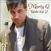 Marty Q: Table for 2