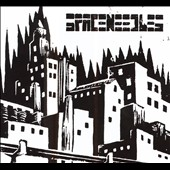 Spaceneedles: Olive Towers [Digipak]