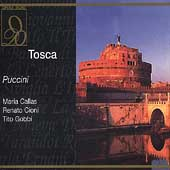 Puccini: Tosca / Cillario, Callas, Cioni, Gobbi, et al