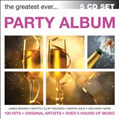Various Artists: The  Greatest Ever... Party Album [Box]