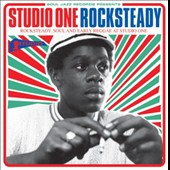 Various Artists: Soul Jazz Records Presents: Studio One Rocksteady