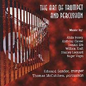 The Art of Trumpet and Percussion / Sandor, McCutchen