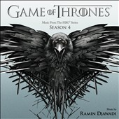 Ramin Djawadi: Game of Thrones: Season 4 [Original TV Soundtrack] [7/1]