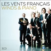 Winds & Piano' - Works by Poulenc, Roussel, Mozart, Beethoven et al. / Les Vents Français