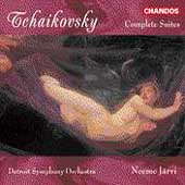 Tchaikovsky: Complete Suites / J&auml;rvi, Detroit SO