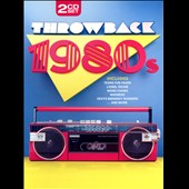 Various Artists: Throwback 1980's [Digipak]