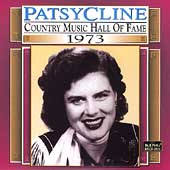 Patsy Cline: Country Music Hall of Fame 1973