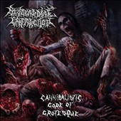 Myocardial Infarction: Cannibalistic Gore of Grotesque