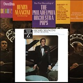 Henry Mancini: Theme from Z and Other Film Music [9/11]