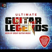 Various Artists: Ultimate... Guitar Legends