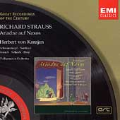 R. Strauss: Ariadne auf Naxos / Karajan, Schwarzkopf, et al