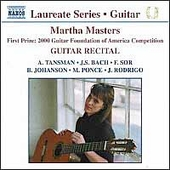 Laureate Series, Guitar - Martha Masters