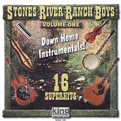 Stones River Ranch Boys: Down Home Instrumentals, Vol. 1