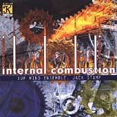 Internal Combustion / Jack Stamp, IUP Wind Ensemble