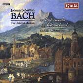 Bach: Masterworks for Clavichord / Derek Adlam