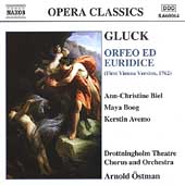 Opera Classics - Gluck: Orfeo ed Euridice / &Ouml;stman, et al