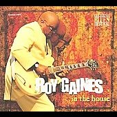 Roy Gaines: In the House: Live at Lucerne, Vol. 4