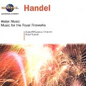 Handel: Water Music, Royal Fireworks / Kubelik, Berlin PO
