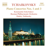 Tchaikovsky: Piano Concertos no 1 & 3 / Yablonsky, et al