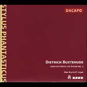 Buxtehude: Complete Works for Organ Vol 2 / Bine Bryndorf
