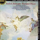Italian Baroque Trumpet Music / Keavy, Steele-Perkins, et al
