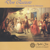 Telemann: Suites and Concertos / Sorrell, et al