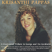 Krisanthi Pappas: A Centennial Tribute to George and Ira Gershwin