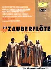 Mozart: The Magic Flute / Battle, Levine/Metropolitan Opera Orch. [DVD]