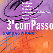 Various Artists: 3 Compasso Samba & Choro