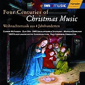 Four Centuries of Christmas Music
