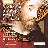 The Sixteen Edition - Bach: Mass in B minor / Christophers