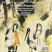 Pepping: Symphonies 1-3, Piano Concerto / Albert, et al
