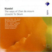 Handel: Ways of Zion Do Mourn