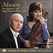 Mozart: Violin Sonatas / Kavafian, Osorio