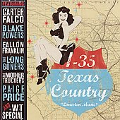 Various Artists: I-35 Texas Country