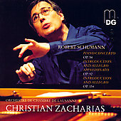 Schumann: Piano Concerto, etc / Zacharias, Lausanne CO