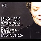 Brahms: Symphony no 4, Hungarian Dances / Alsop, London PO