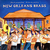 Various Artists: Putumayo Presents: New Orleans Brass