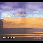 Alon Yavnai: Travel Notes [Digipak]
