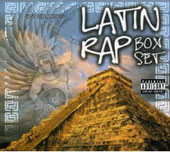 Various Artists: Latin Rap Box Set [Box] [PA]